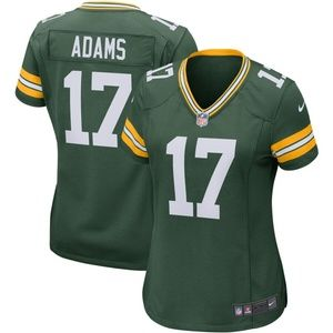 Women's Green Bay Packers Davante Adams Jersey